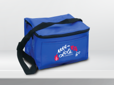 6-Pack Cooler Blue - Female