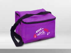 6-Pack Cooler Purple - Female
